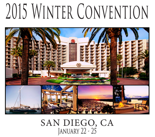 Winter 2015 Convention Brochure Cover